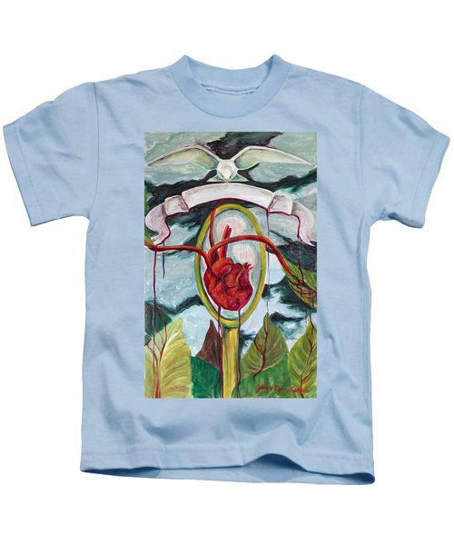 El Reflejo Kids T-Shirt