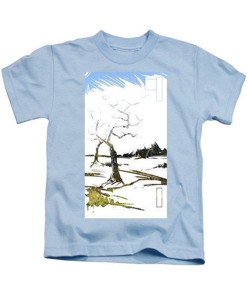 Energy . Tree Kids T-Shirt