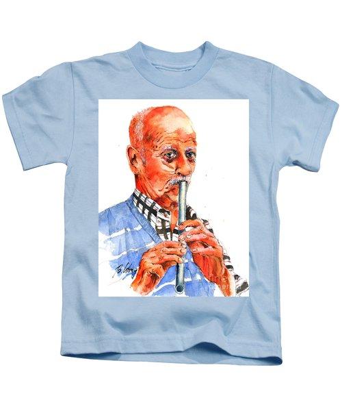 Enjoyable Moment Kids T-Shirt