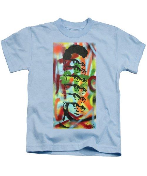 Every Day Is Like Sunday Kids T-Shirt