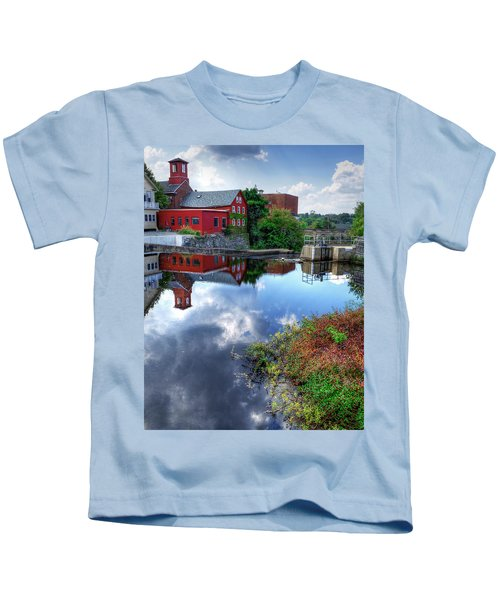 Exeter New Hampshire Kids T-Shirt