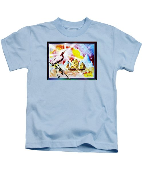 Explorers Kids T-Shirt