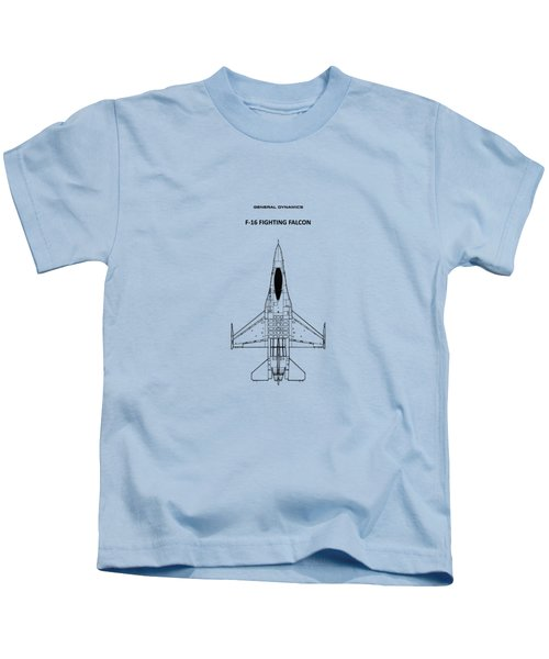 F-16 Fighting Falcon Kids T-Shirt