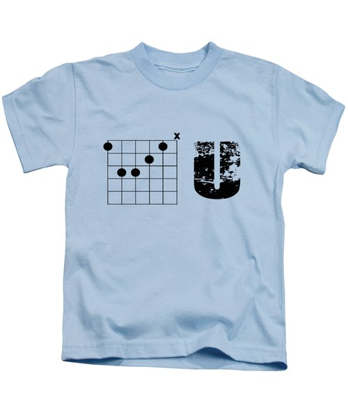 F Chord U Kids T-Shirt