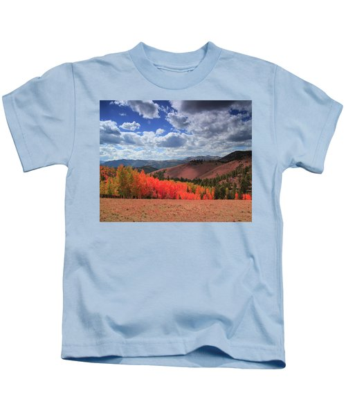 Faafallscene104 Kids T-Shirt