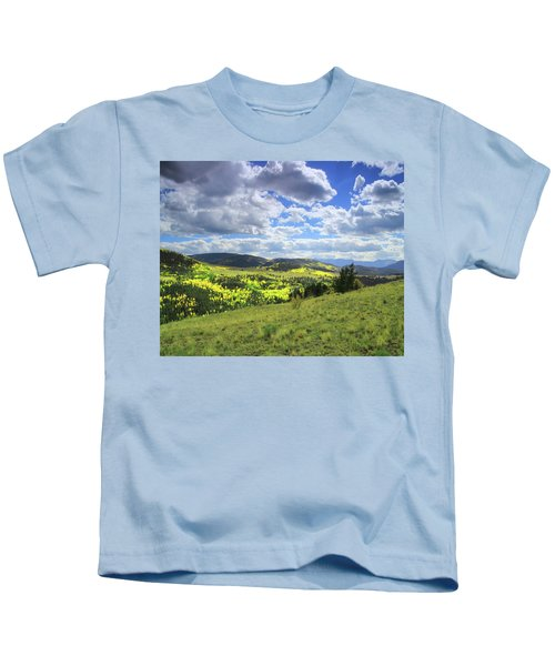 Faafallscene117 Kids T-Shirt