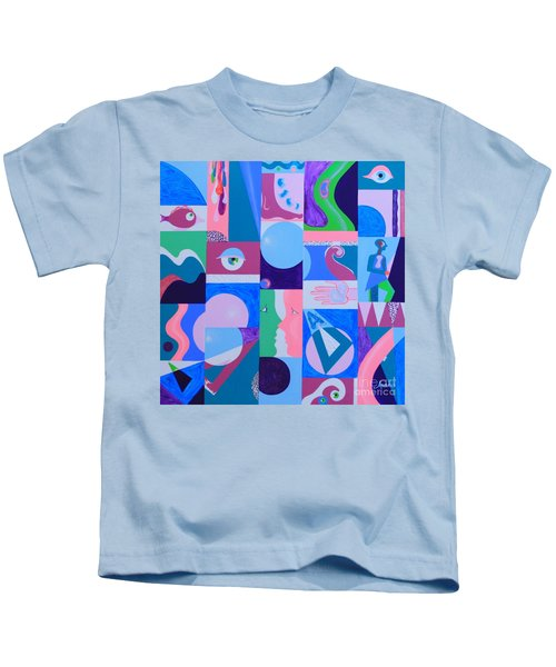Face-to-face  Kids T-Shirt