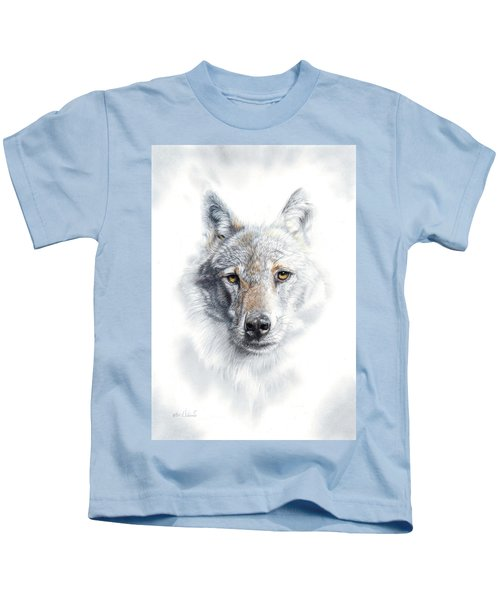 Fade To Grey Kids T-Shirt