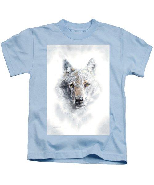 Fade To Grey Kids T-Shirt
