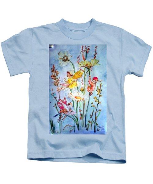 Fairy Babies Kids T-Shirt