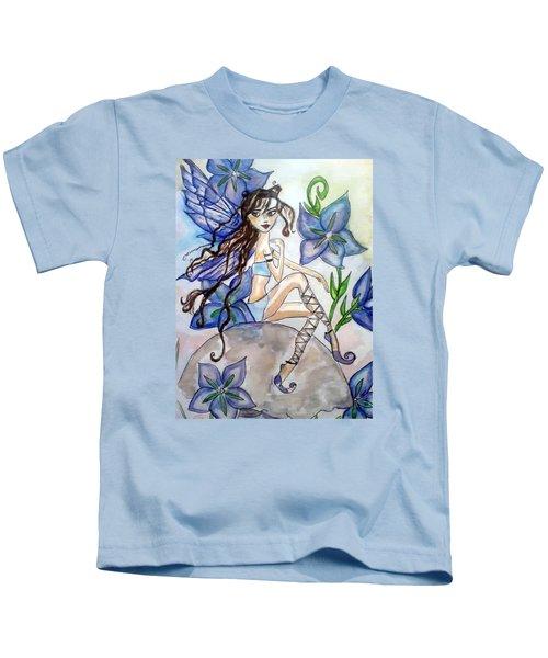 Fairy Blue Kids T-Shirt