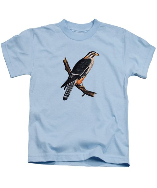 Falcon Aplomado Falcon Kids T-Shirt