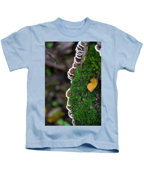 Fall Fungus  Kids T-Shirt