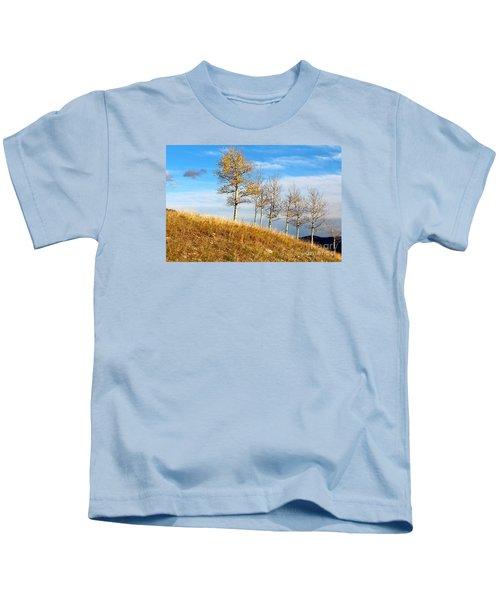 Fall Sentinels Kids T-Shirt