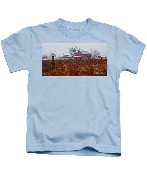 Farm House Kids T-Shirt