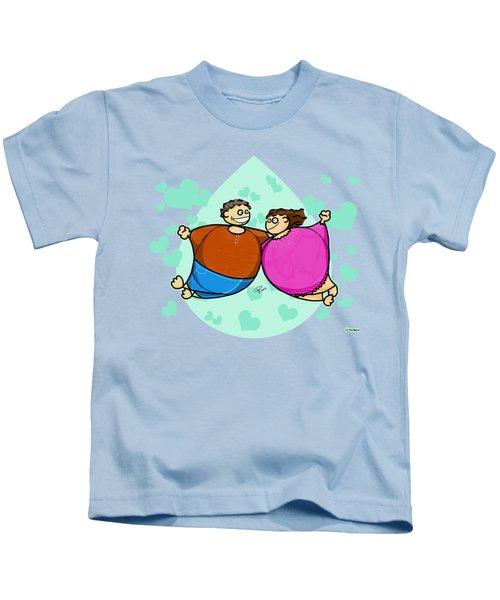 Fat Lovers Kids T-Shirt