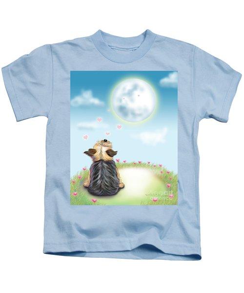 Feeling Love Kids T-Shirt
