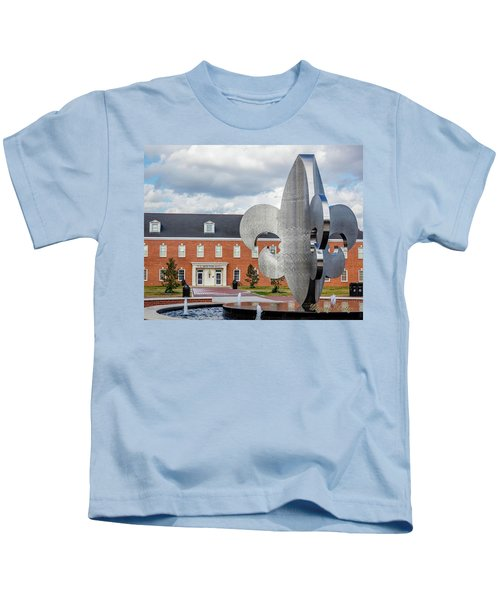 Fg Mouton Hall 02 Kids T-Shirt