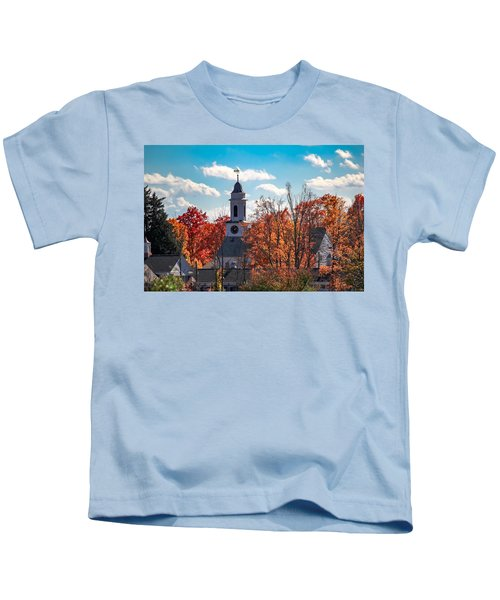 First Congregational Church Of Southampton Kids T-Shirt