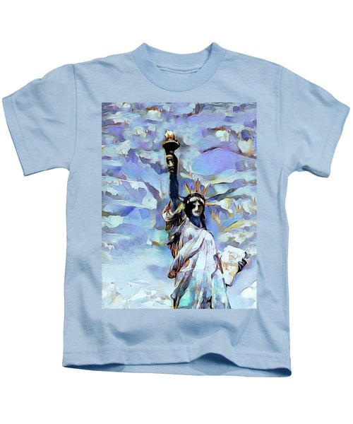 First Lady Of The United States Kids T-Shirt