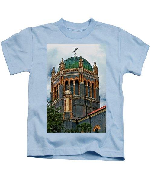 Flagler Memorial Presbyterian Church 3 Kids T-Shirt