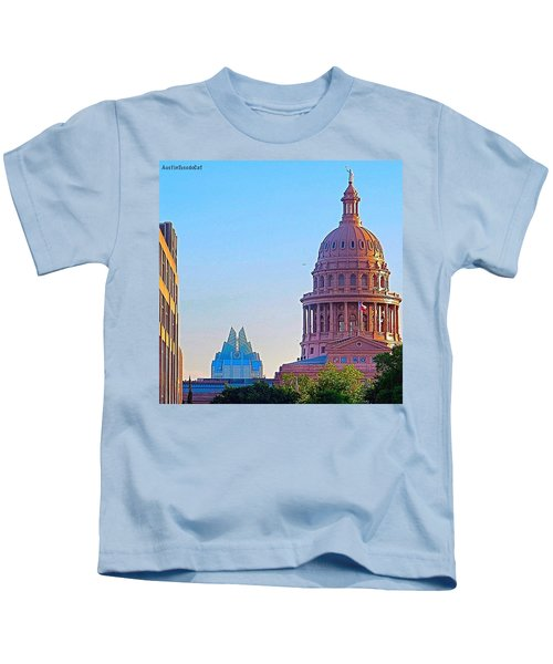 #flashbackfriday, Such A Long Time Ago Kids T-Shirt