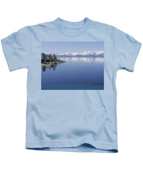 Flatwater Kayak Kids T-Shirt