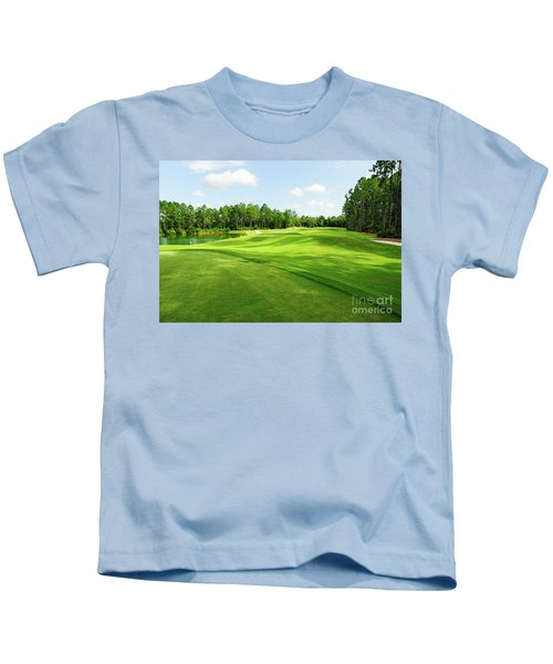 Fleming Island Golf Club Kids T-Shirt