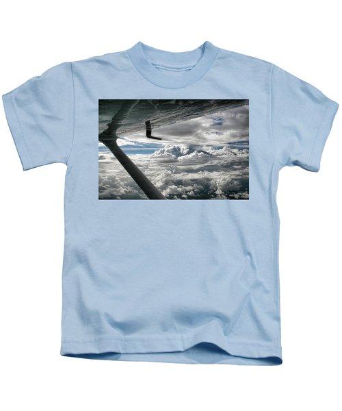 Flight Of Dreams Kids T-Shirt