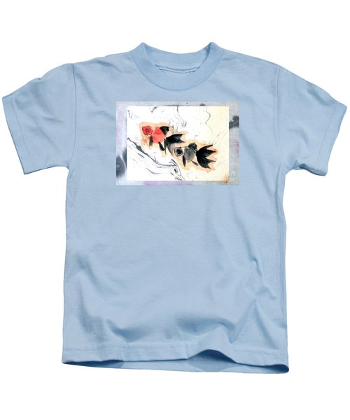 Floating 12030005fy Kids T-Shirt
