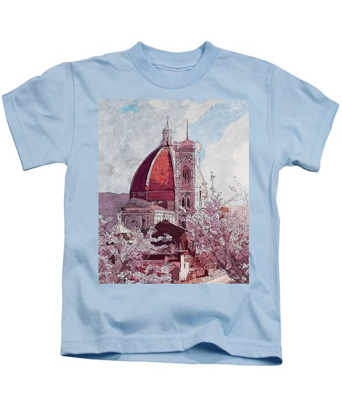 Florence - 16 Kids T-Shirt