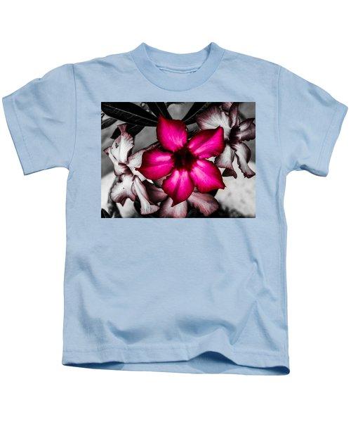 Flower Dreams Kids T-Shirt