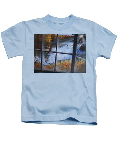 Fly Fisher Kids T-Shirt