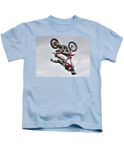 Flying Inverted Kids T-Shirt