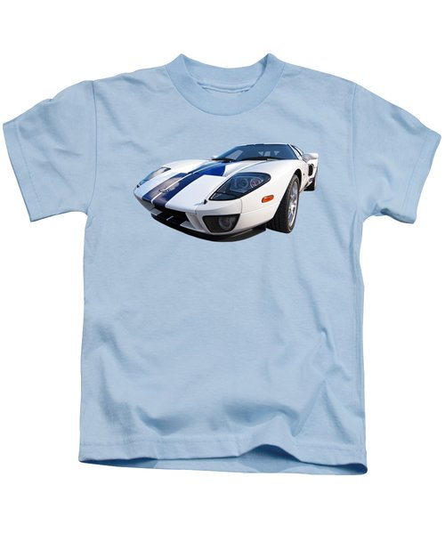 Ford Gt 2005 Kids T-Shirt