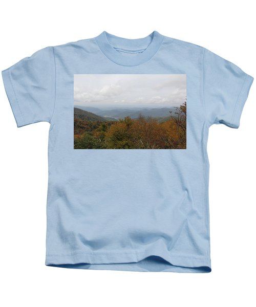 Forest Landscape View Kids T-Shirt
