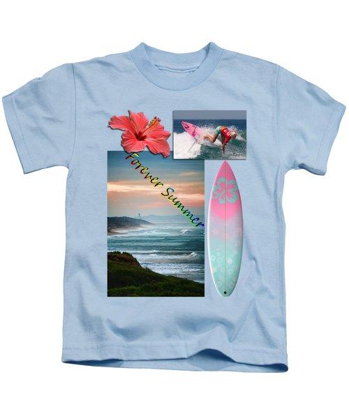 Forever Summer 5 Kids T-Shirt
