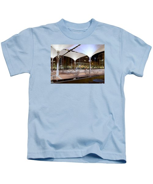 Fort Worth Sundance Square Kids T-Shirt