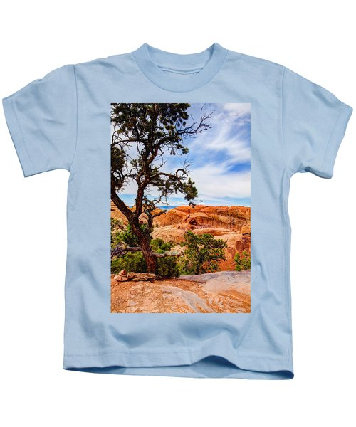 Framed Arch Kids T-Shirt