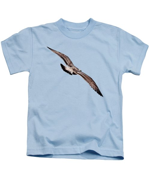 Freedom Kids T-Shirt by Gill Billington