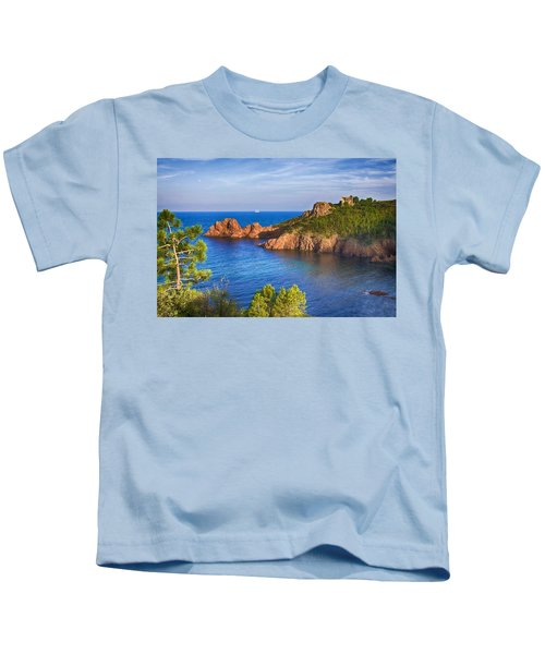 French Riviera 2 Kids T-Shirt