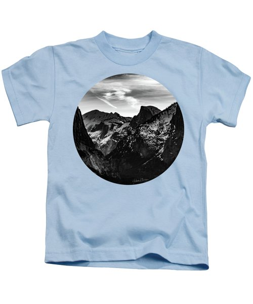Frozen, Black And White Kids T-Shirt