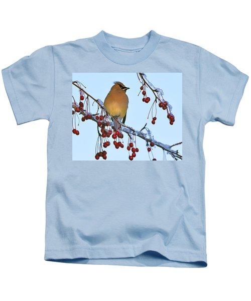 Frozen Dinner  Kids T-Shirt