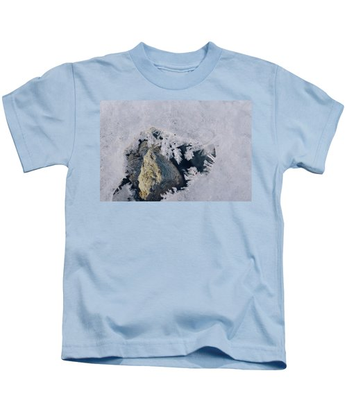 Frozen Rock Kids T-Shirt