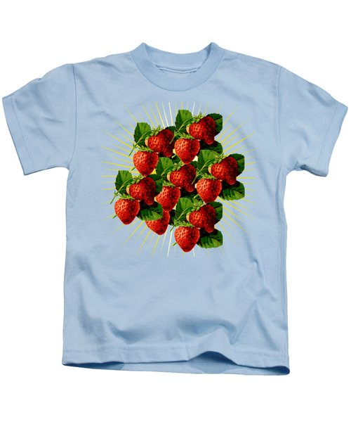 Fruit 0101 Kids T-Shirt