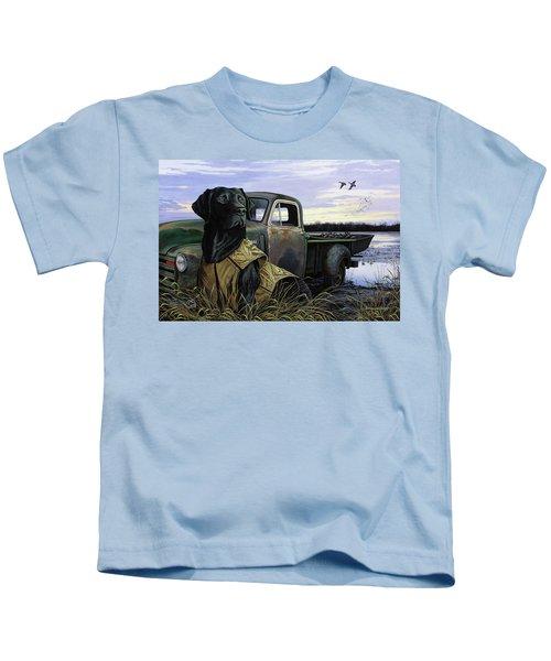 Fully Vested Kids T-Shirt