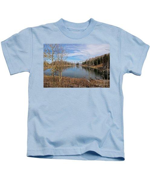 Gates Lake Kids T-Shirt