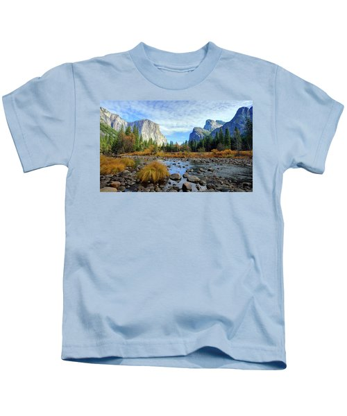 Gates Of The Valley Kids T-Shirt