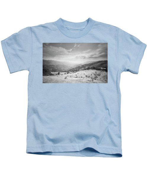 Geres The Not Burned Area.. Yet.. Kids T-Shirt