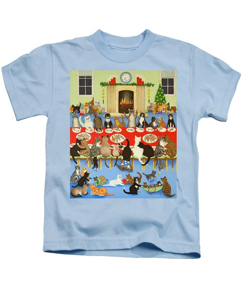 Getting Together Kids T-Shirt